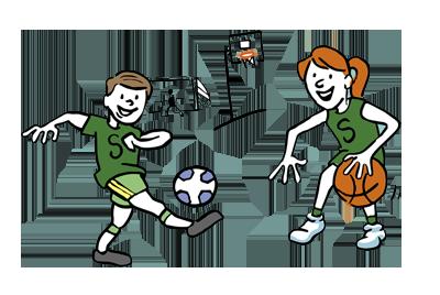 El deporte como aliado