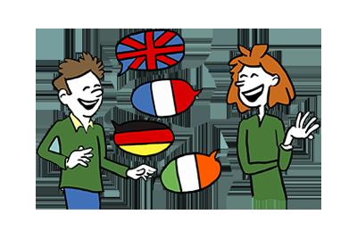 Idiomas, una prioridad